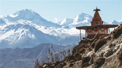 One woman's journey through Nepal