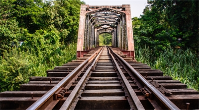 Going off the rails to reach Bagan