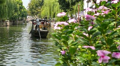 China's canal culture captivates visitors