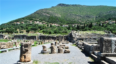Walking in the footsteps of Greek Gods