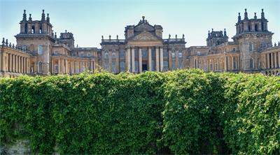 Blenheim: Churchill's pleasure palace