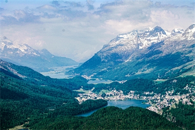 Getting a valley high in Switzerland