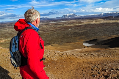 Successfully navigating Iceland's Ring of Fire