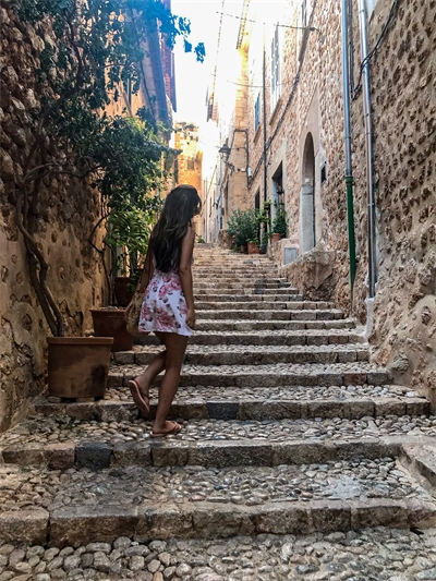 Exploring Mallorca step by step