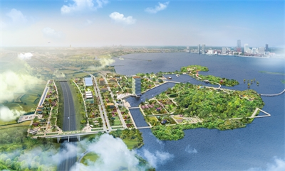 New Garden City blossoms in the Netherlands