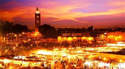 Marrakech Express - A Whirlwind Tour