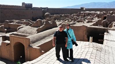 An American in Persia