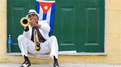 Cuba 'Trump-ets' new American invasion