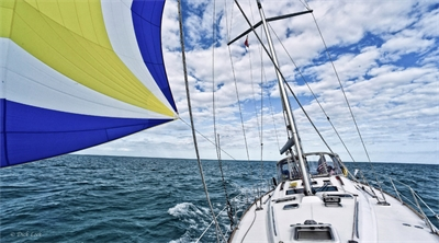 Sailing is better in the Bahamas
