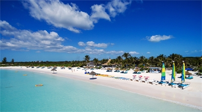 Abaco club makes you want to smile