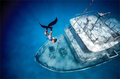 Exploring Bermuda's sunken treasures