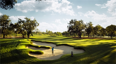 Mississippi 'Golf' Coast is par for the course