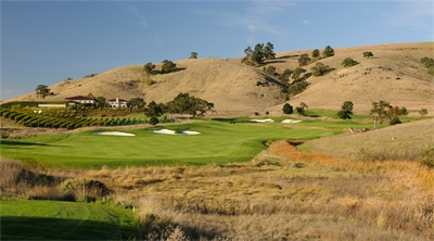 CordeValle is the toast of California resorts