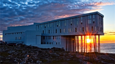 Fogo Island is Newfoundland's 'inn' place
