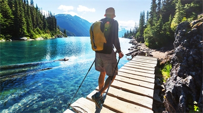 Rating B.C.'s Fab Five hiking trails