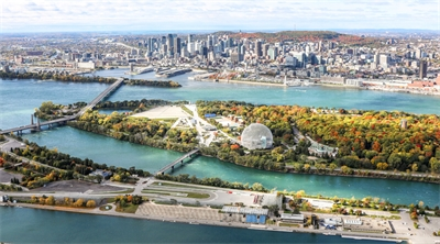 Montréal the perfect island getaway
