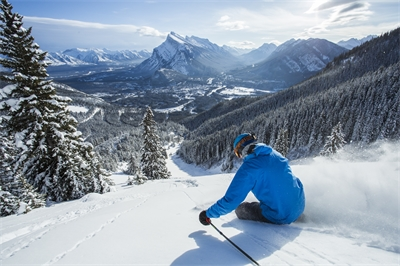Alberta is the peaks of perfection for skiers