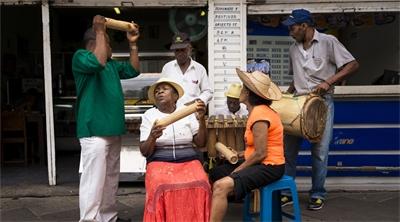 Cali is Colombia's salsa capital