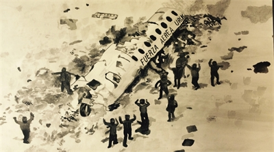 Montevideo museum unlocks plane crash mystery