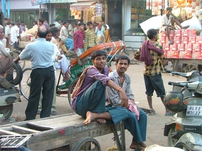 Dickering and Delight in Old Delhi