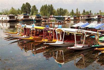 An Indian Summer in Kashmir