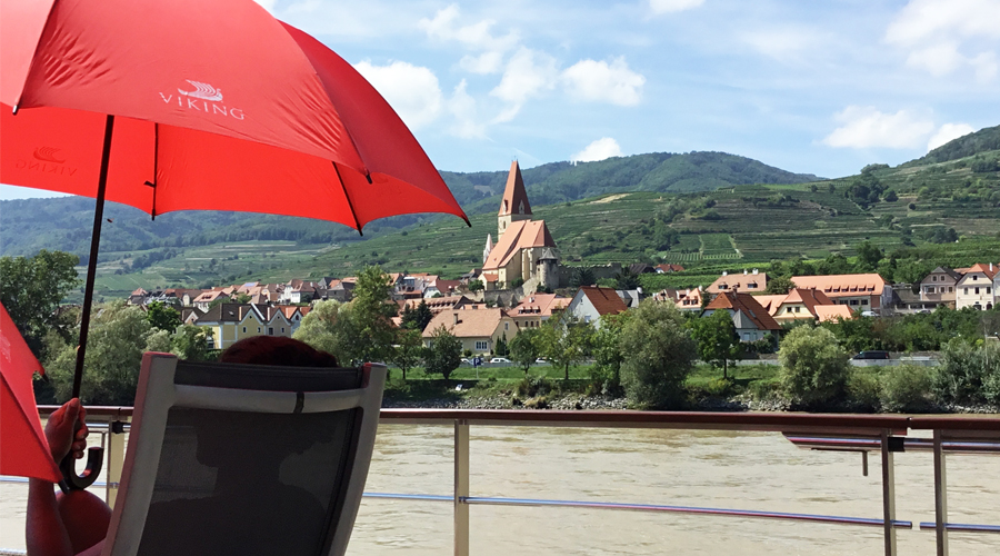 Cruising the romantic Danube