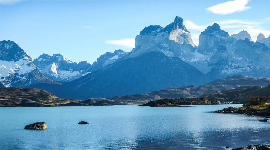 Picture-perfect Patagonia