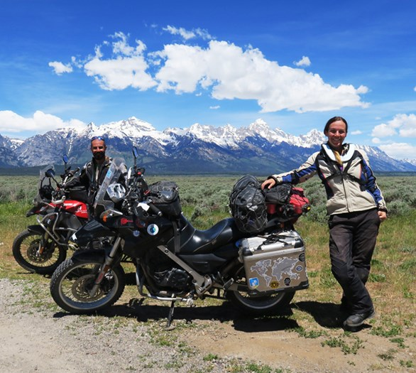 Great Escape Part I: Touring the World On a Motorcycle