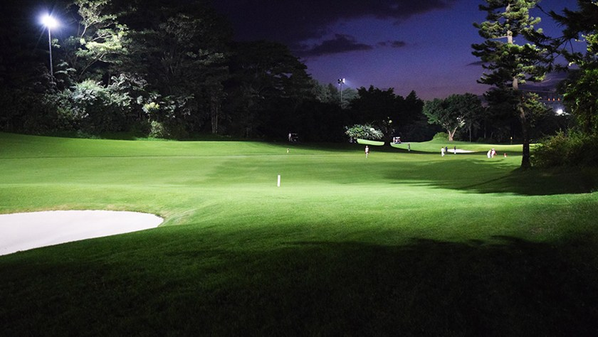 Shenzhen Resort Sheds New Light on China Golf