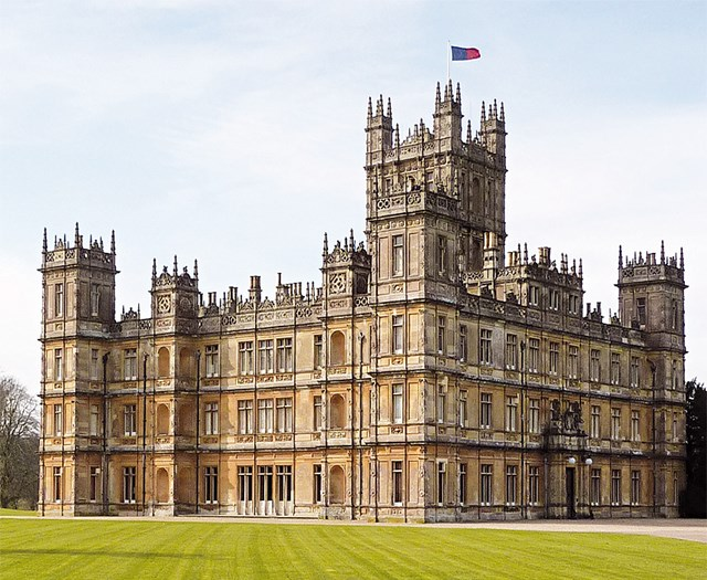 Inside the 'Real' Downton Abbey