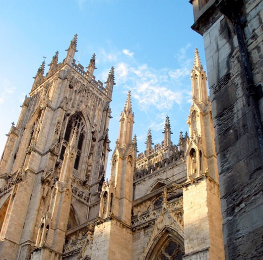 England's Historic York is a Shambles