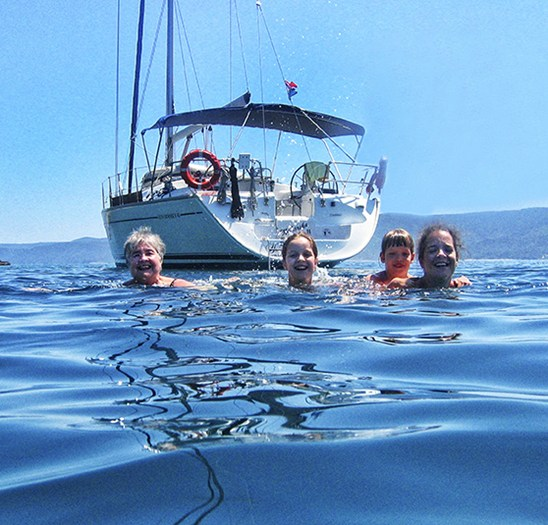 Split decision leads to yachting fun in Croatia