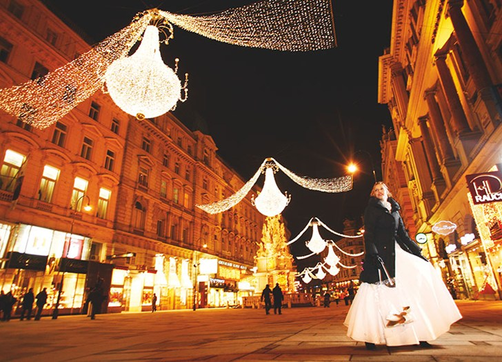 Vienna's Christmas market is the best gift for tourists