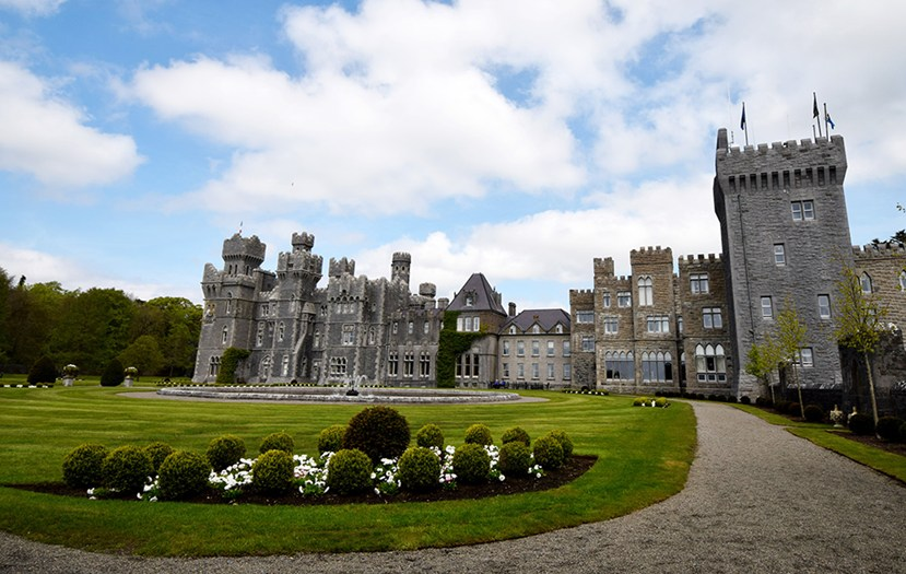 Ashford Castle the Crown Jewel of Ireland's Hotels