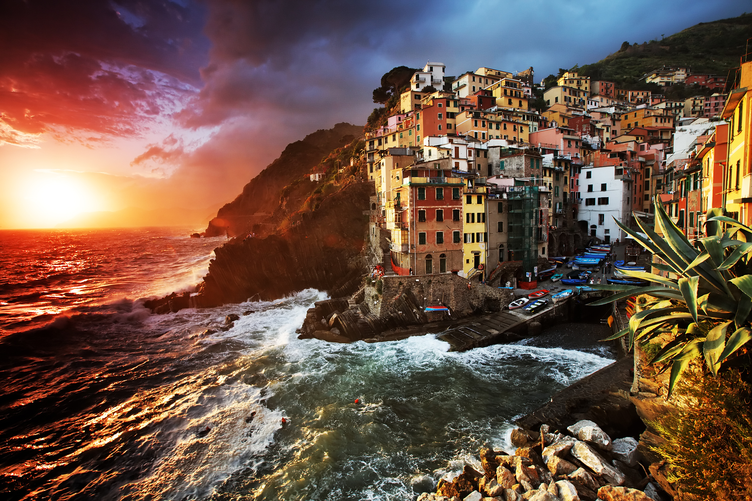 The Cinque Terre is No. 1 With Travellers