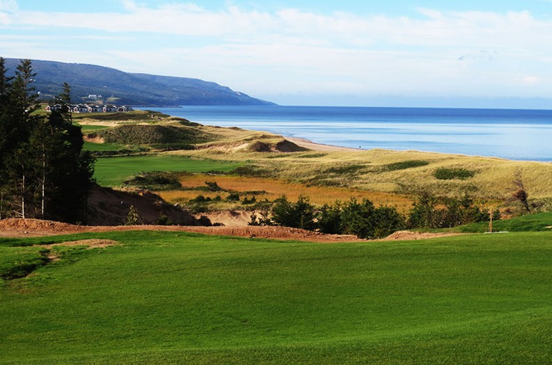 Cabot Trail leads golfers to great courses