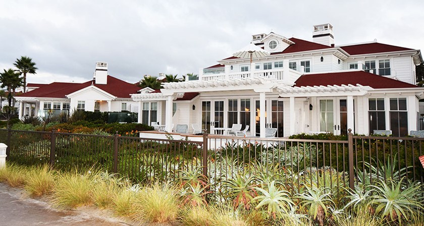 Fabled Del is Coronado's Most Famous Landmark
