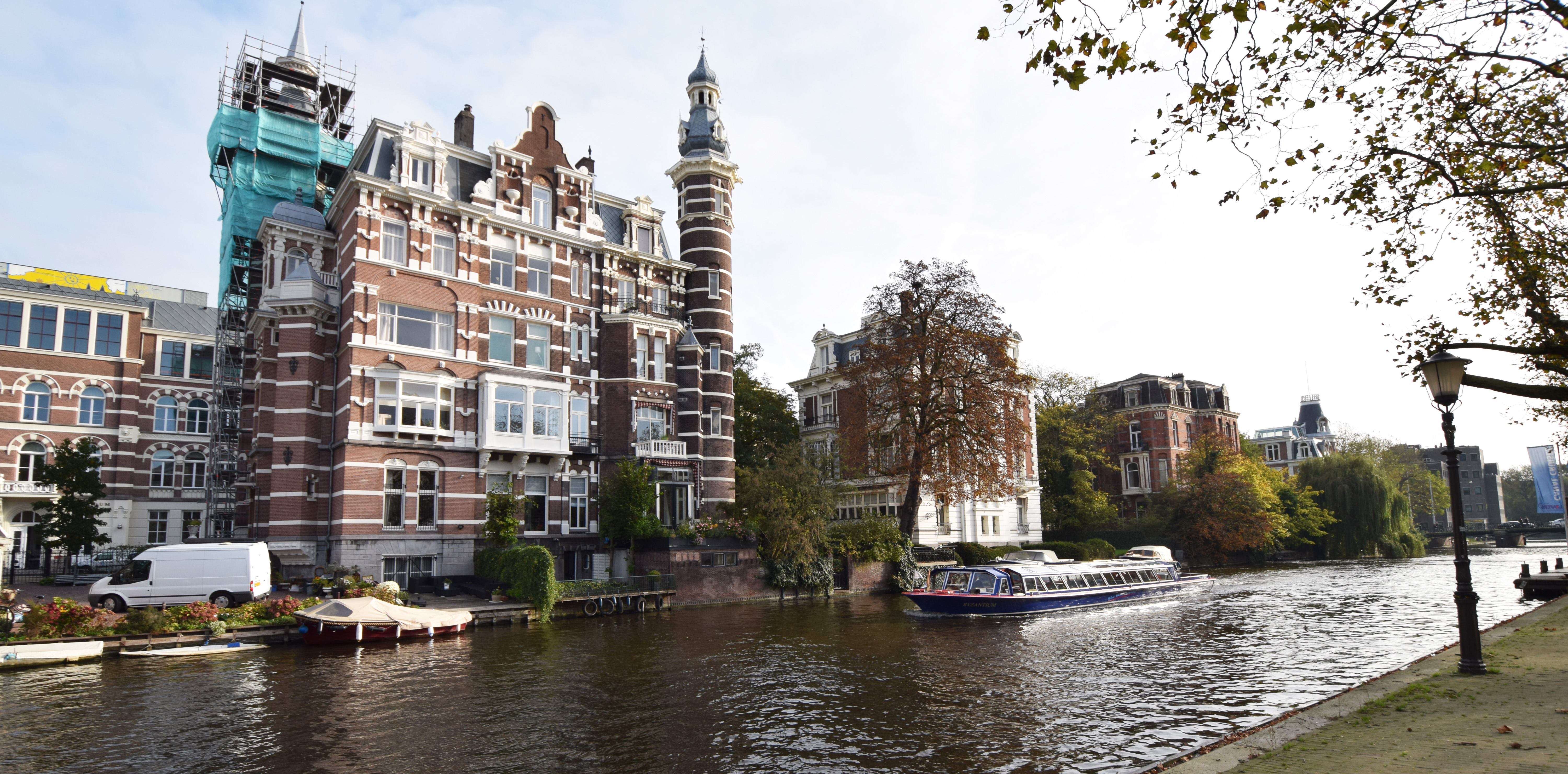 Amsterdam is a state-of-the-art destination