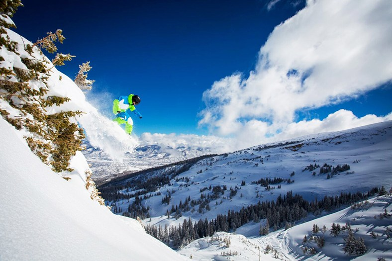 Snowmass Steps out from Shadows of Aspan