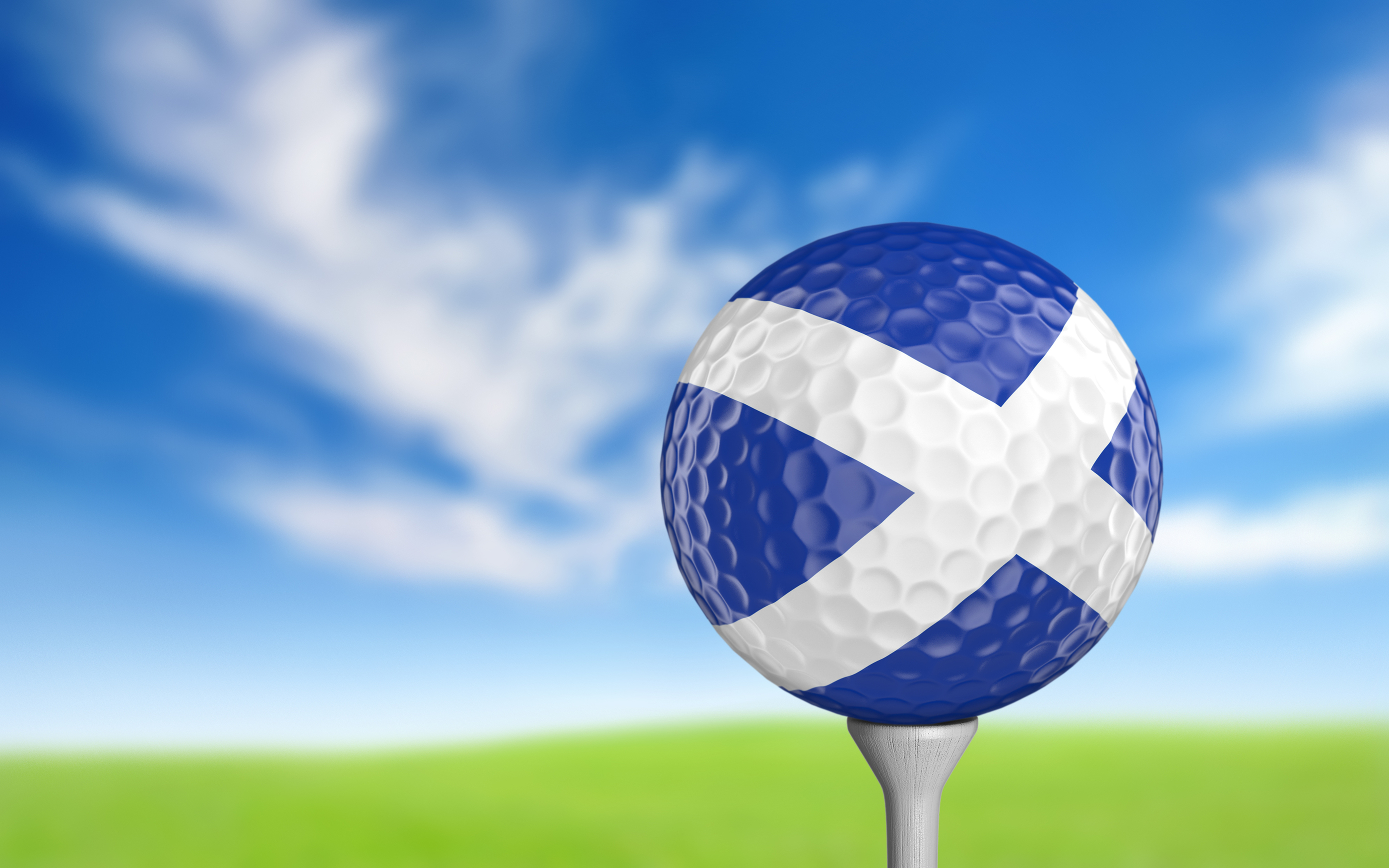 Scotland is a golfer's Mecca