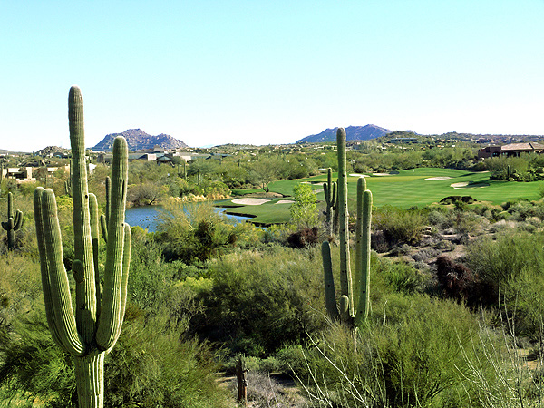 Scottsdale Golf is for the Birdies and Eagles