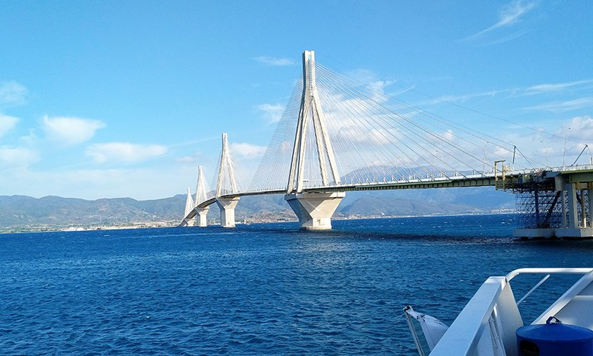 Bridging the Gulf in Greece