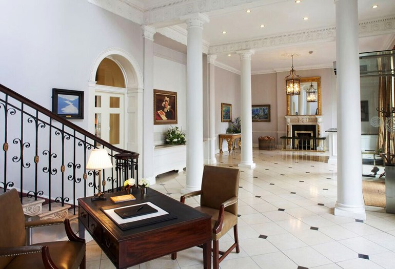 Dublin's Merrion Hotel is 'State of the Art'