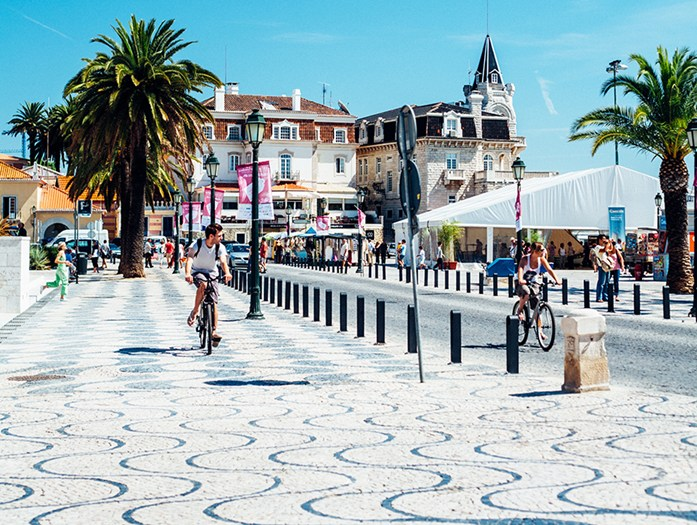 Discovering Lisbon by Getting Lost