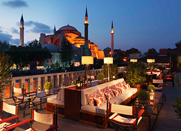 Istanbul Hotel offers a Captivating Stay