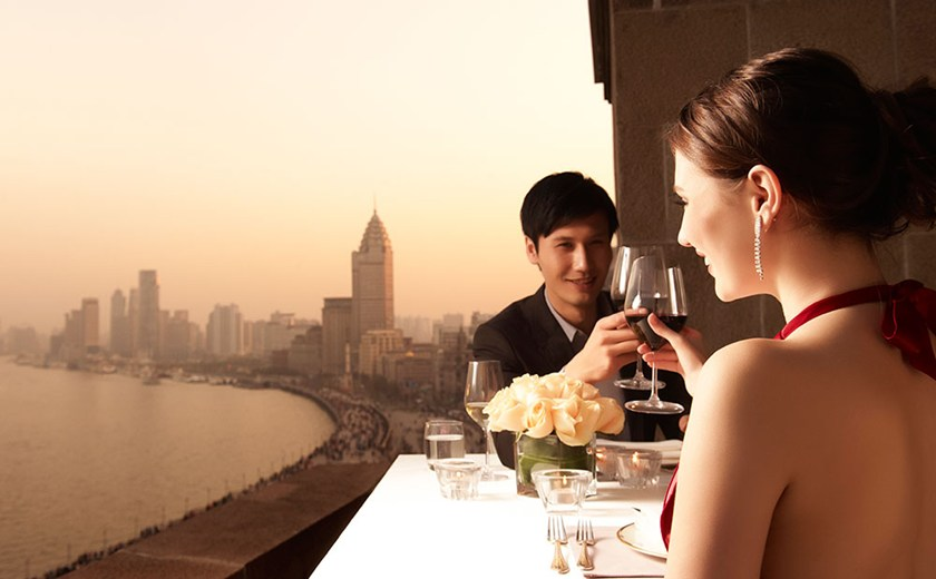 Fairmont's Shanghai Beauty Offers Peace of Mind