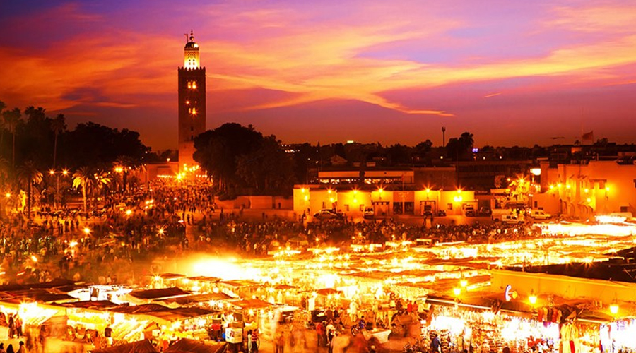 Marrakech Express - A Whirlwind Tour