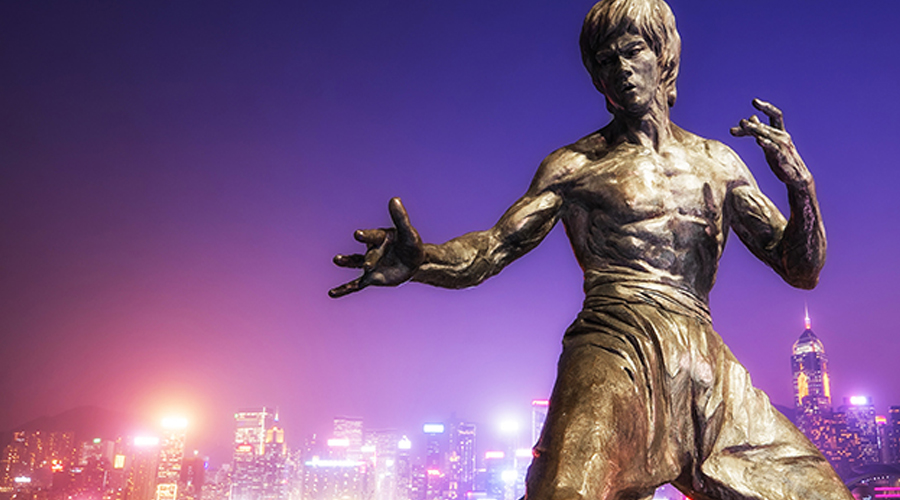 'Man' who taught Bruce Lee a living legend