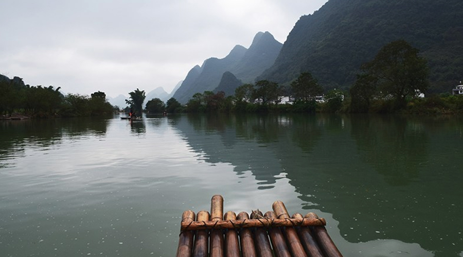Climbing to the Top in China's Yangshuo