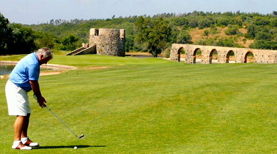 Portuguese Golf Surprisingly Good